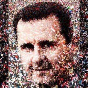 انتخاب بشار الأسد رئيسا