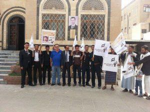 لائحة القومي العربي في زيارة السفارة السورية في اليمن