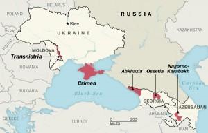 Crimea and Abkhazia