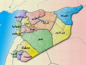 syria-map-governorates