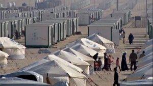 مأساة اللجوء السوري